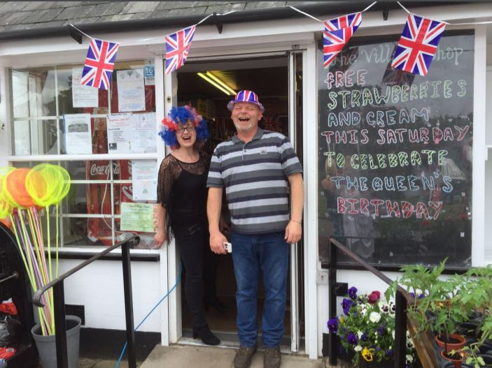 Social Enterprise Story: Sarratt Post Office Stores