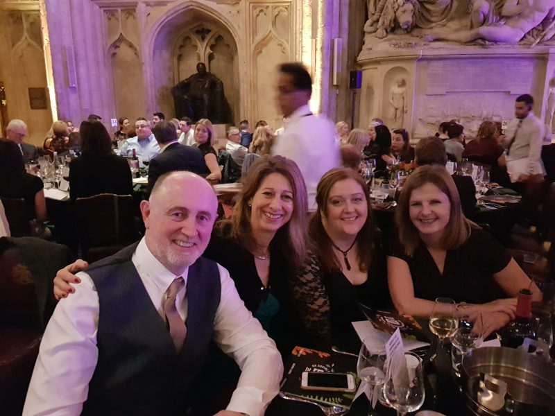 SEEE attends the Social Enterprise Awards 2019