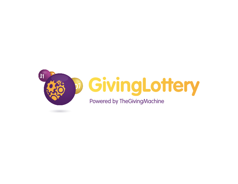 Generate income with The GivingLottery